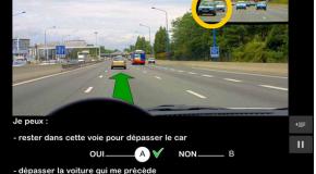 Examen du code de la route – des prestataires privés agréés peuvent faire passer l'examen