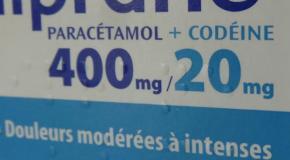 Médicaments à base de codéine Sur ordonnance seulement