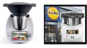 Robots cuiseurs: Le match Thermomix TM6 et Monsieur Cuisine Connect (Lidl)