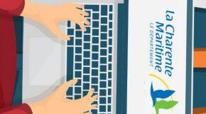 Mise en ligne de la cartographie de l'offre numérique en Charente-Maritime